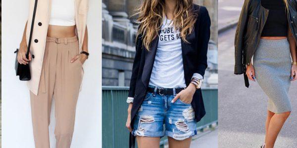 Como usar roupas do trabalho no dia a dia?
