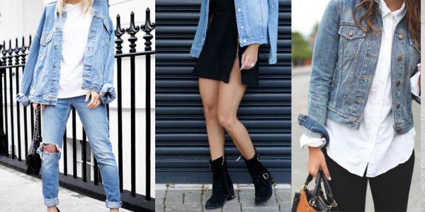 Jaqueta jeans – Perfeita para o outono!