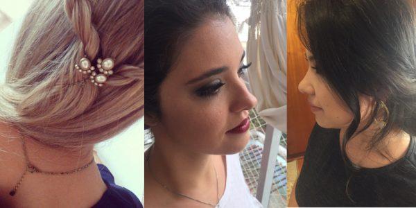 Guia de festas no verão – Cabelo e maquiagem