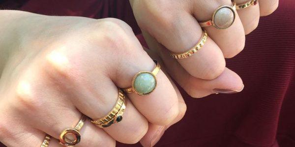 Mix de anéis : Tendência que não cai de moda!
